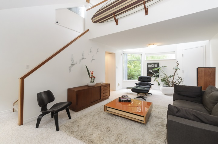 Townhouse at 2353 YORK AVENUE, Vancouver West, British Columbia. Image 10