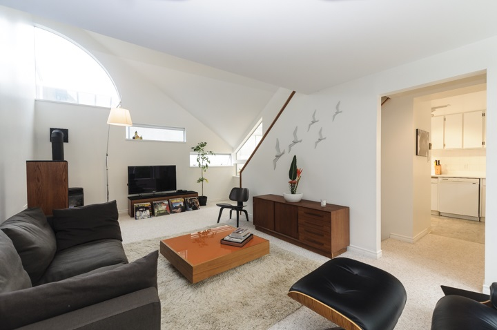 Townhouse at 2353 YORK AVENUE, Vancouver West, British Columbia. Image 12