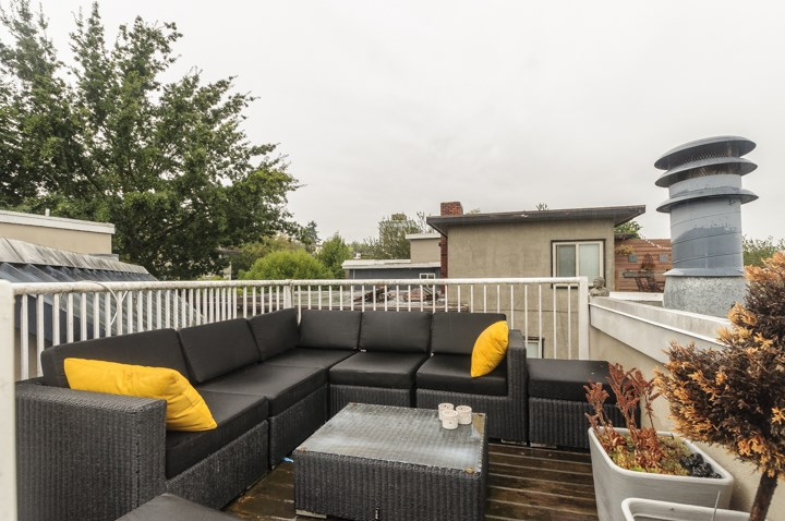 Townhouse at 2353 YORK AVENUE, Vancouver West, British Columbia. Image 19
