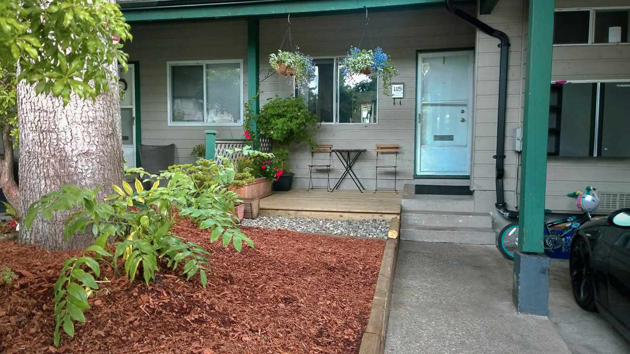 Townhouse at 115 11944 92 AVENUE, Unit 115, N. Delta, British Columbia. Image 2