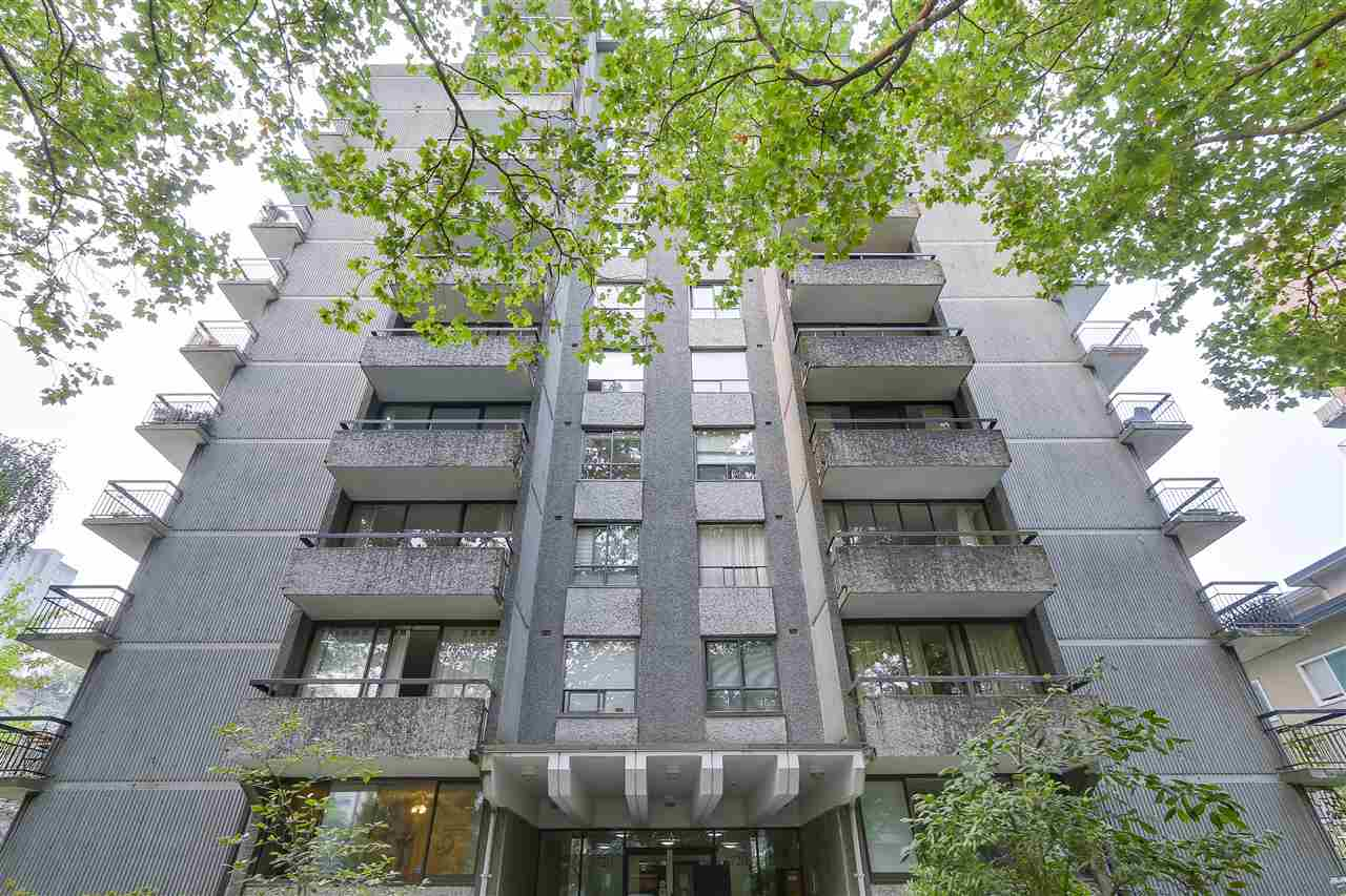 Condo Apartment at 1008 1720 BARCLAY STREET, Unit 1008, Vancouver West, British Columbia. Image 2