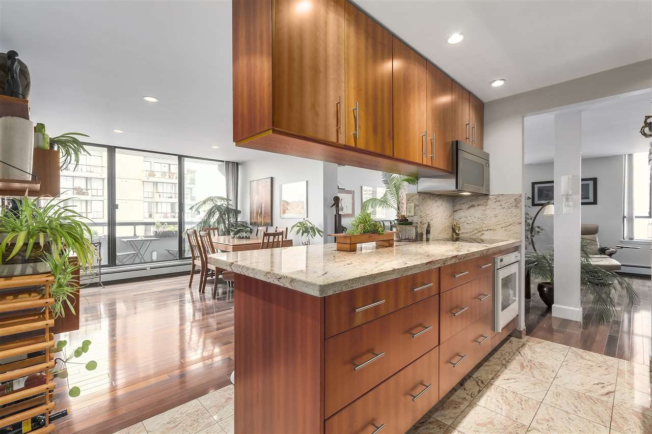 Condo Apartment at 1008 1720 BARCLAY STREET, Unit 1008, Vancouver West, British Columbia. Image 3