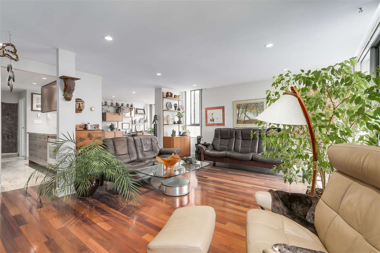 Condo Apartment at 1008 1720 BARCLAY STREET, Unit 1008, Vancouver West, British Columbia. Image 6