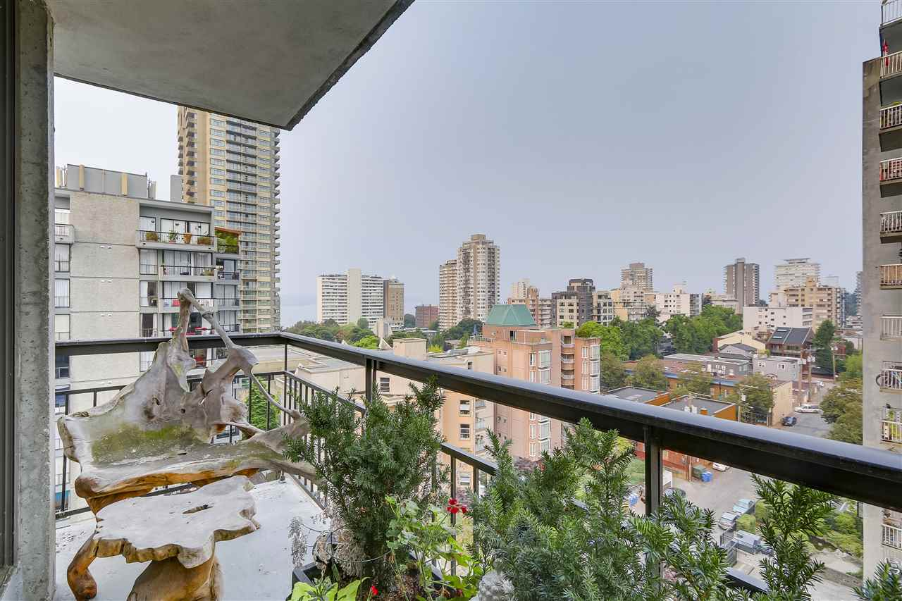 Condo Apartment at 1008 1720 BARCLAY STREET, Unit 1008, Vancouver West, British Columbia. Image 9