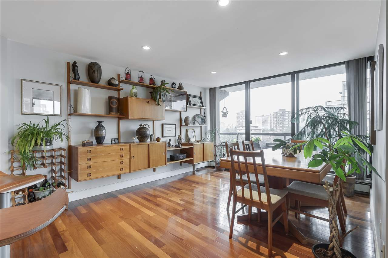 Condo Apartment at 1008 1720 BARCLAY STREET, Unit 1008, Vancouver West, British Columbia. Image 11