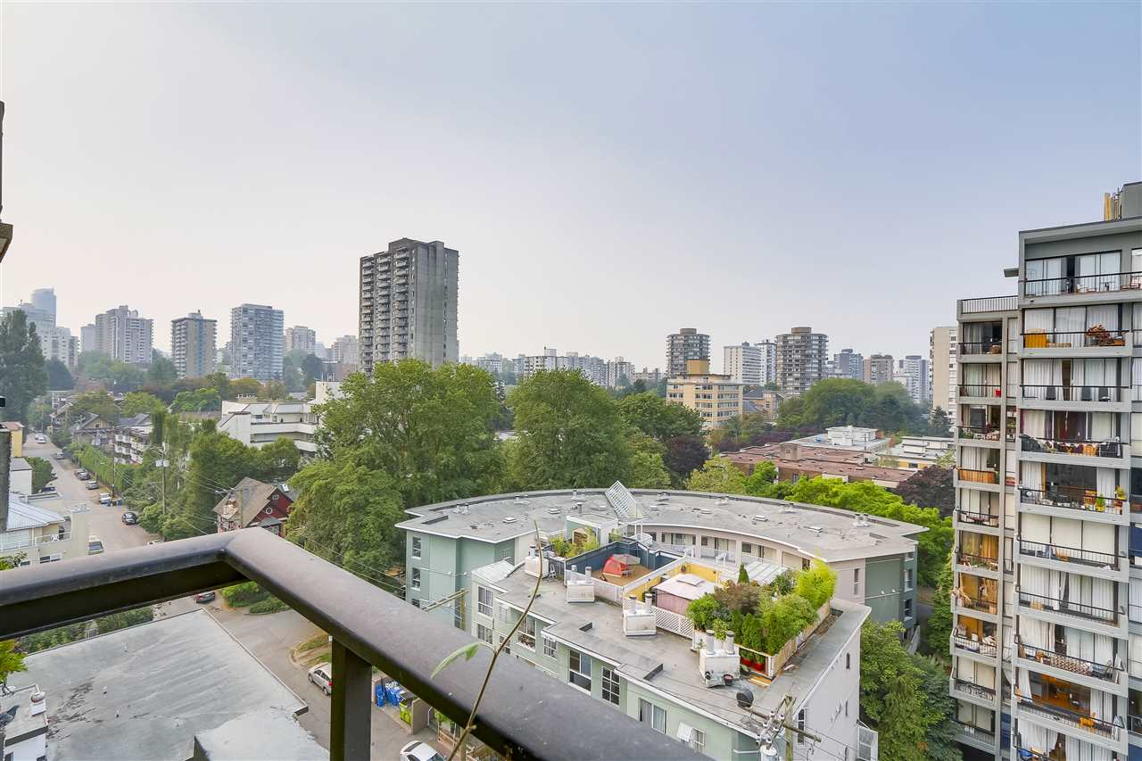 Condo Apartment at 1008 1720 BARCLAY STREET, Unit 1008, Vancouver West, British Columbia. Image 12