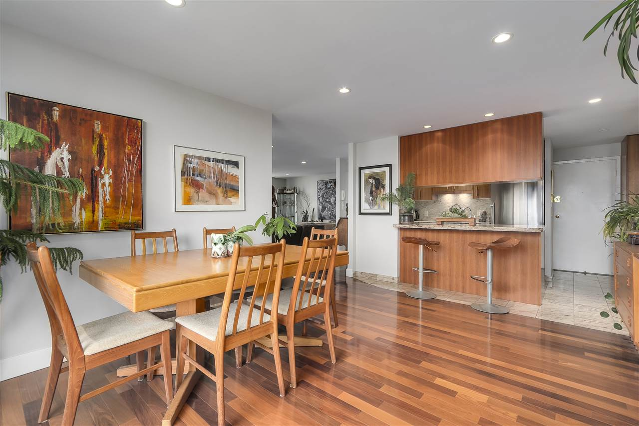 Condo Apartment at 1008 1720 BARCLAY STREET, Unit 1008, Vancouver West, British Columbia. Image 13