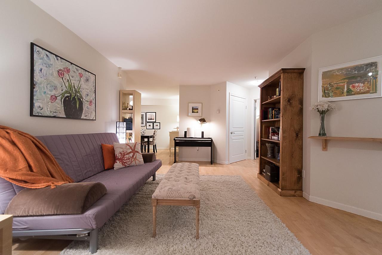 Condo Apartment at 101 2181 W 12TH AVENUE, Unit 101, Vancouver West, British Columbia. Image 5