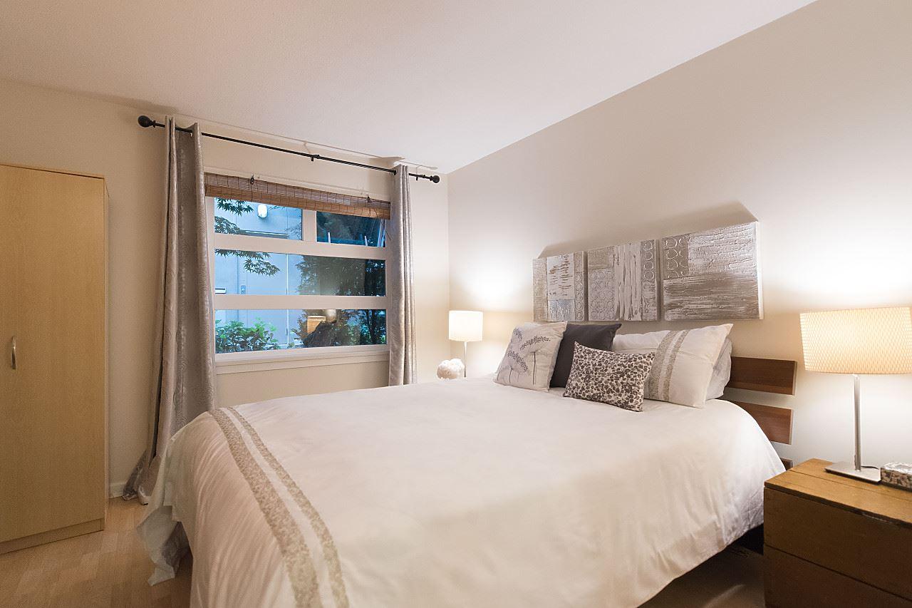 Condo Apartment at 101 2181 W 12TH AVENUE, Unit 101, Vancouver West, British Columbia. Image 10