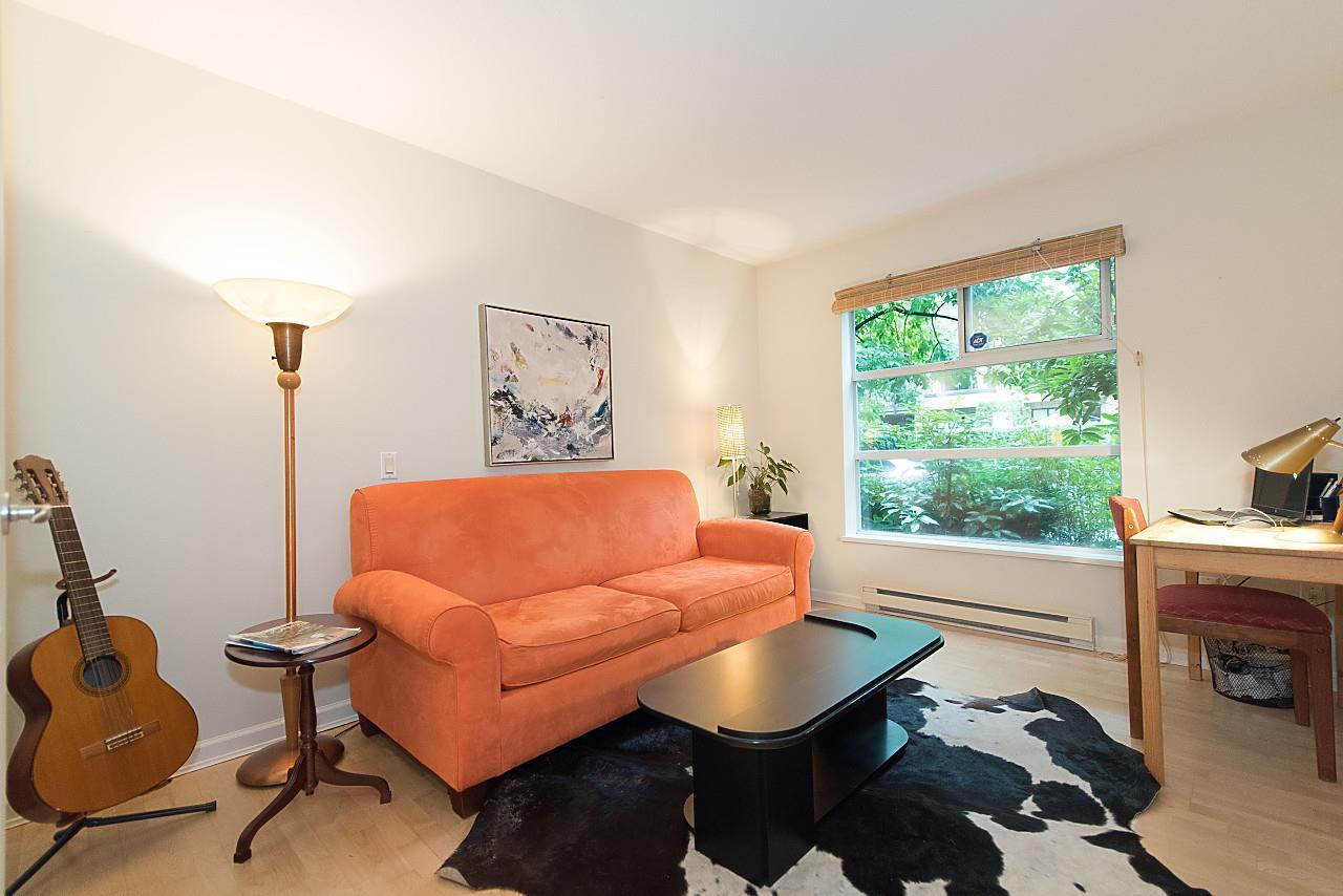 Condo Apartment at 101 2181 W 12TH AVENUE, Unit 101, Vancouver West, British Columbia. Image 13