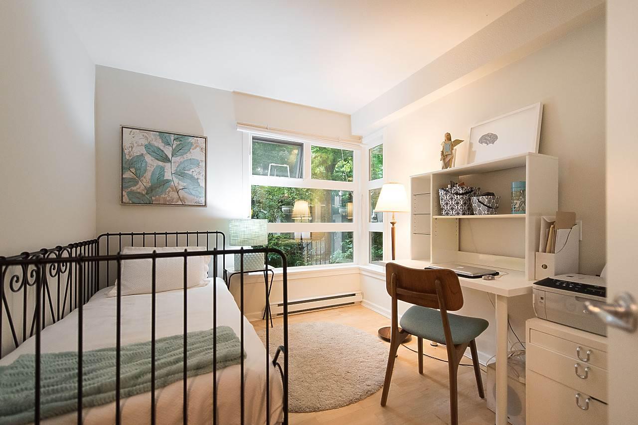 Condo Apartment at 101 2181 W 12TH AVENUE, Unit 101, Vancouver West, British Columbia. Image 15