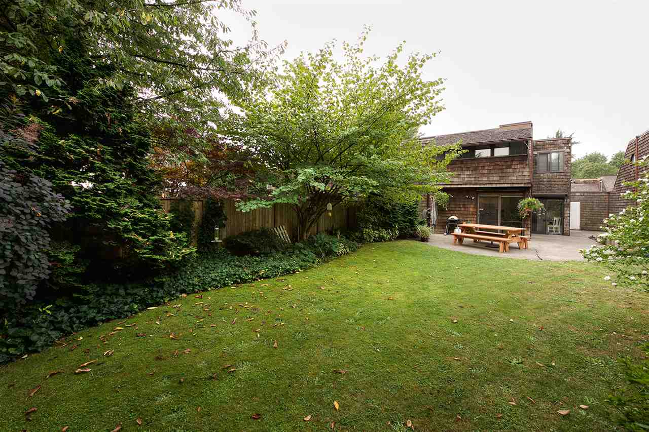 Townhouse at 7746 TEAKWOOD PLACE, Vancouver East, British Columbia. Image 20
