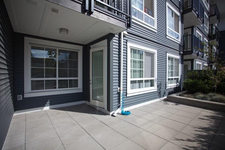 Condo Apartment at 110 608 COMO LAKE AVENUE, Unit 110, Coquitlam, British Columbia. Image 1