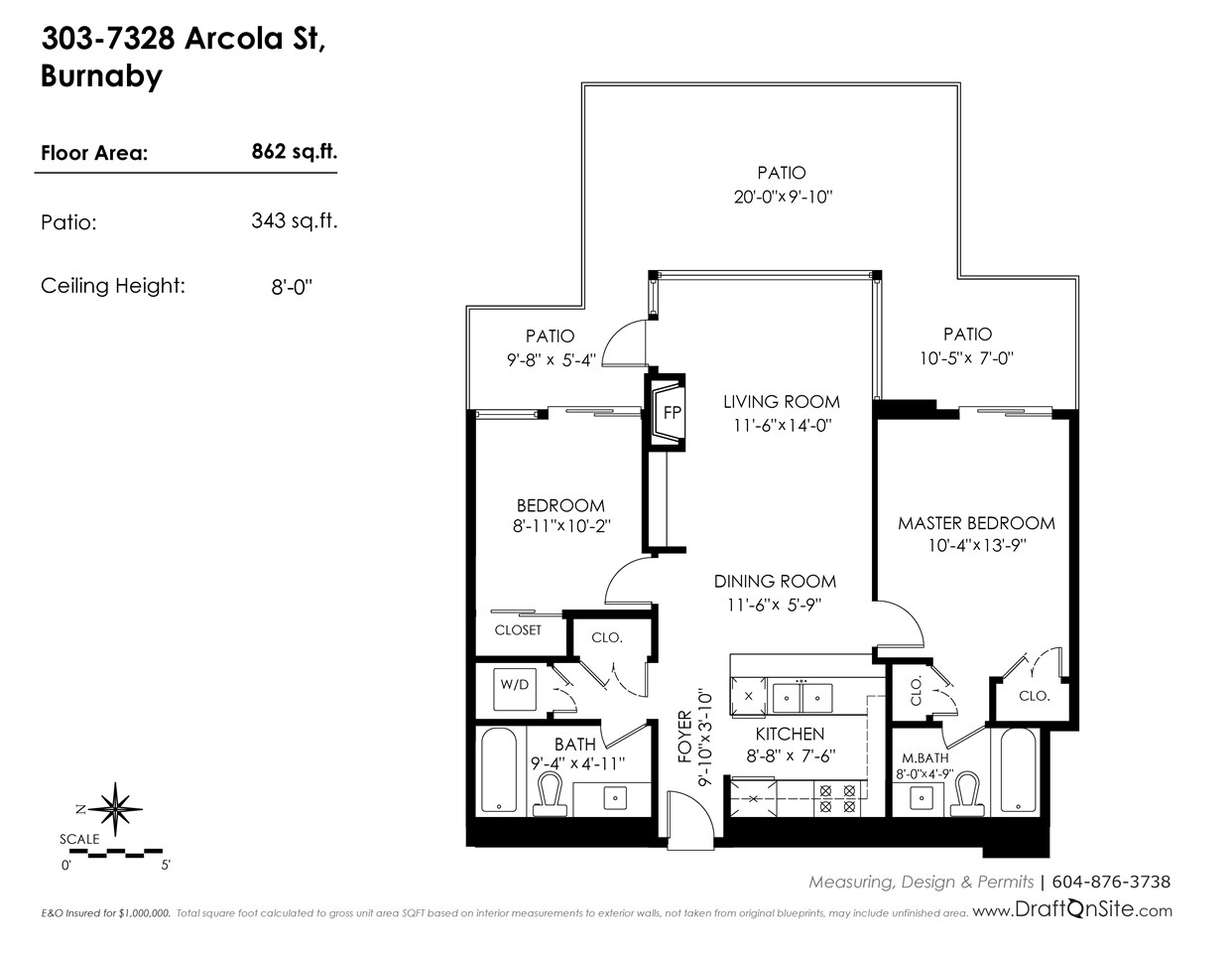 Condo Apartment at 303 7328 ARCOLA STREET, Unit 303, Burnaby South, British Columbia. Image 19