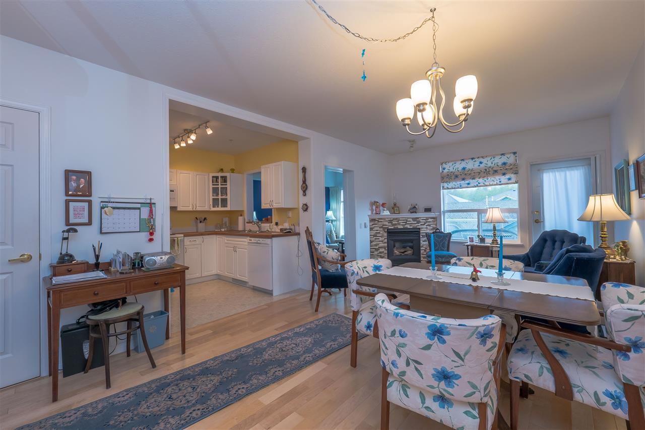 Condo Apartment at 205 1203 PEMBERTON AVENUE, Unit 205, Squamish, British Columbia. Image 2