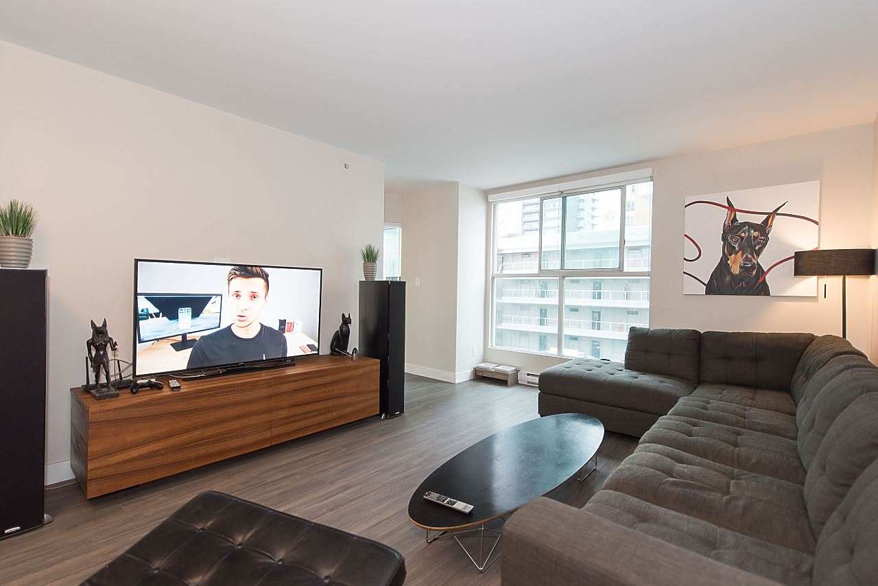 Condo Apartment at 507 1323 HOMER STREET, Unit 507, Vancouver West, British Columbia. Image 1