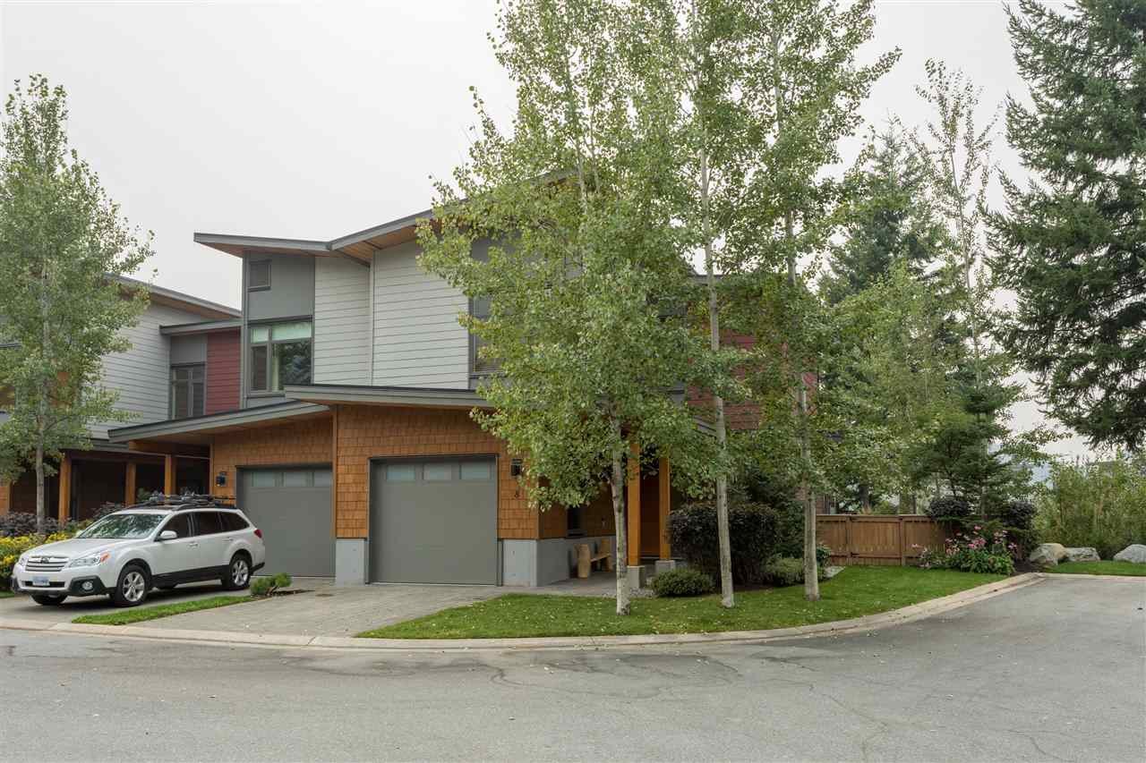 Townhouse at 8 1240 MOUNT FEE ROAD, Unit 8, Whistler, British Columbia. Image 2