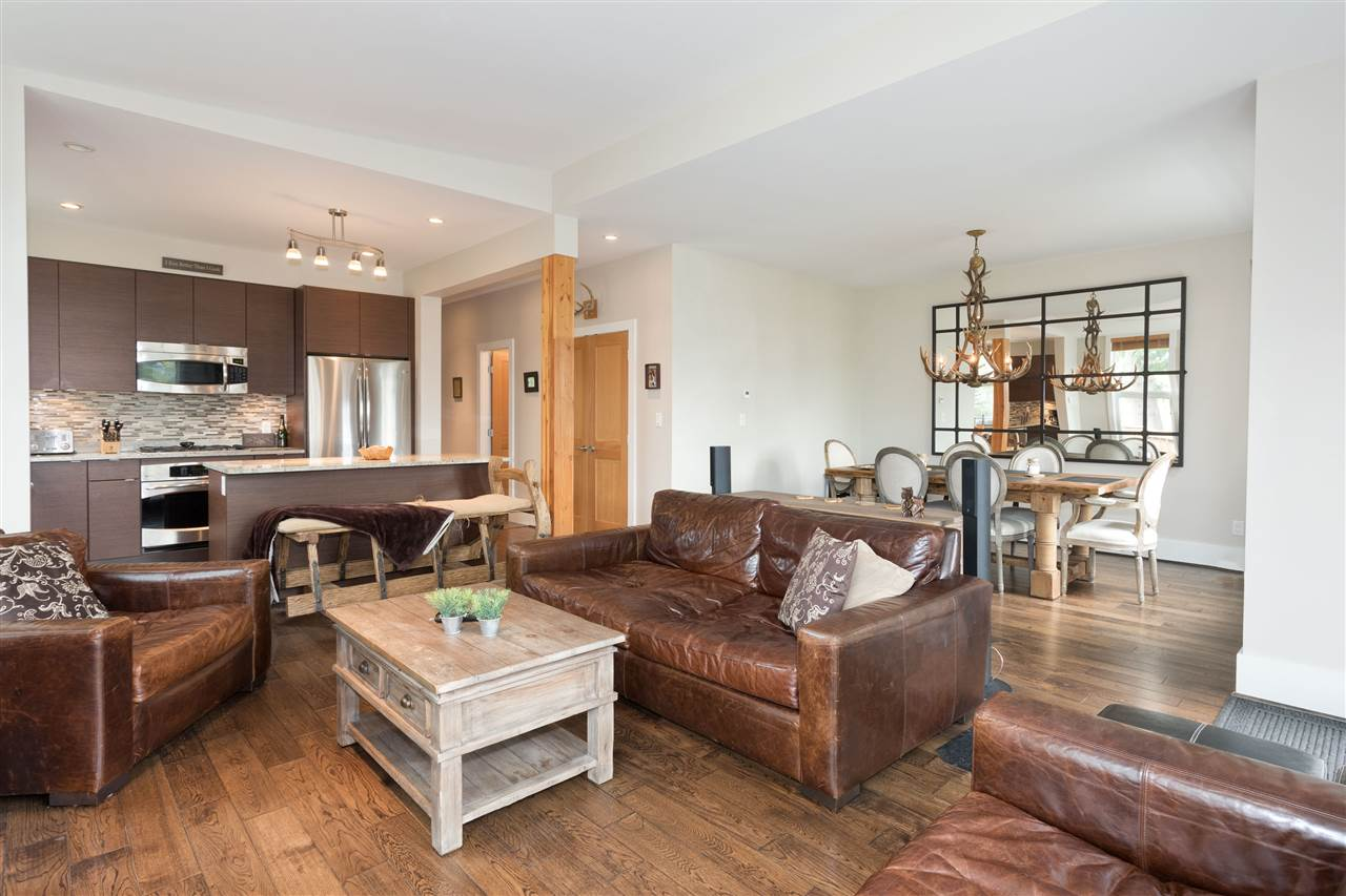 Townhouse at 8 1240 MOUNT FEE ROAD, Unit 8, Whistler, British Columbia. Image 5
