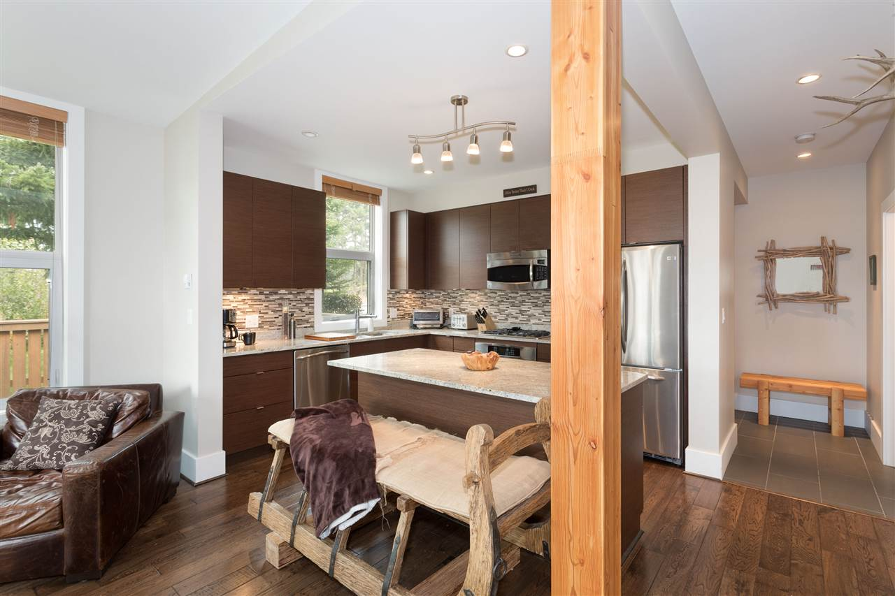 Townhouse at 8 1240 MOUNT FEE ROAD, Unit 8, Whistler, British Columbia. Image 8