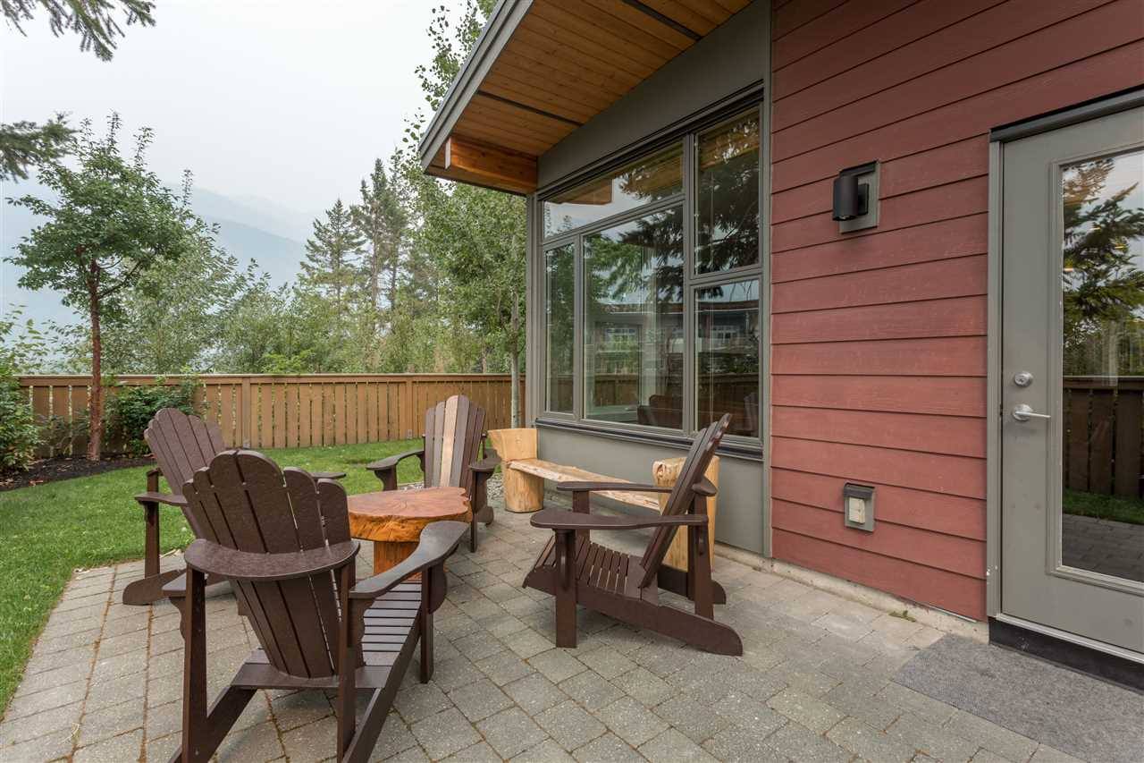 Townhouse at 8 1240 MOUNT FEE ROAD, Unit 8, Whistler, British Columbia. Image 18