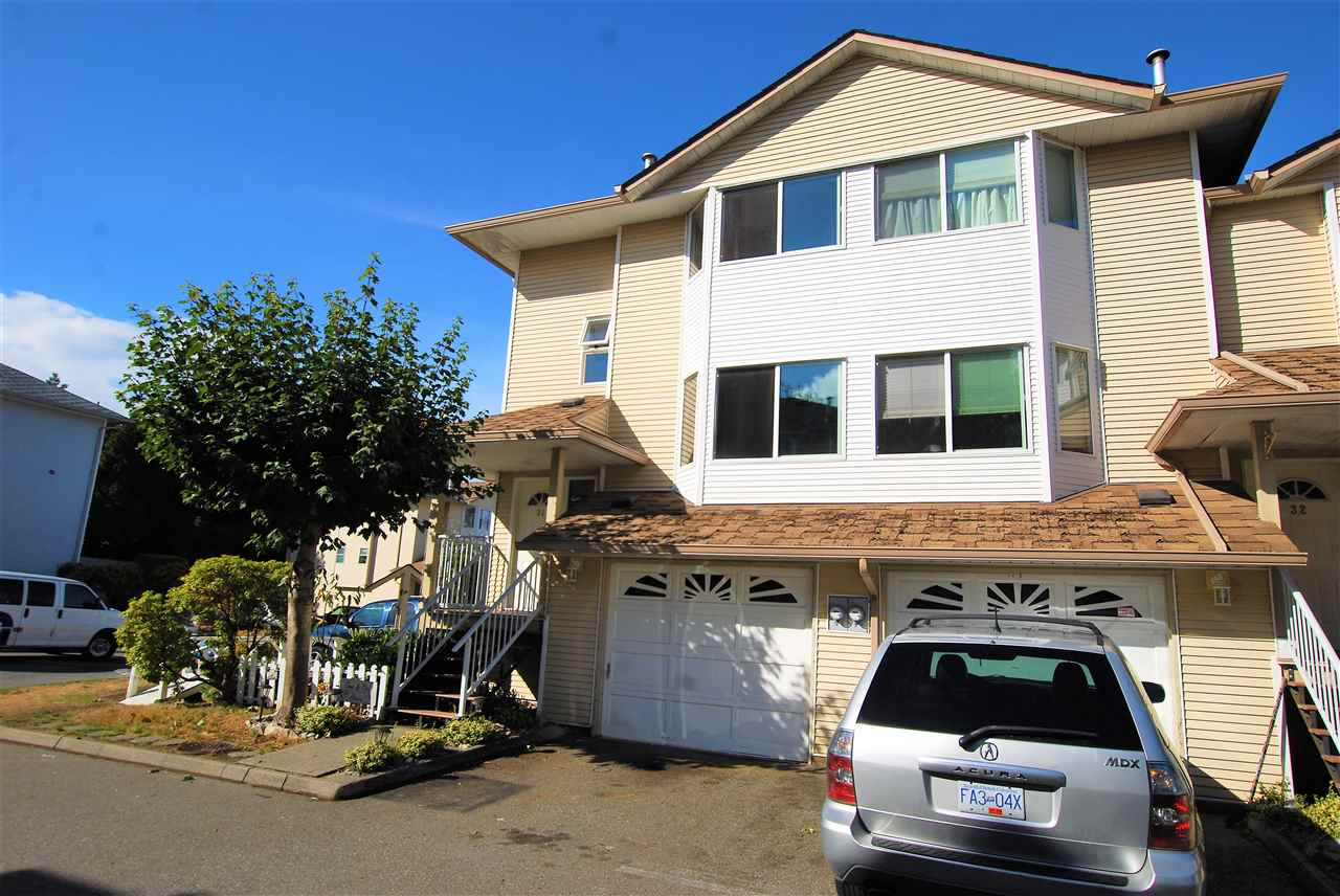 Townhouse at 31 3087 IMMEL STREET, Unit 31, Abbotsford, British Columbia. Image 1