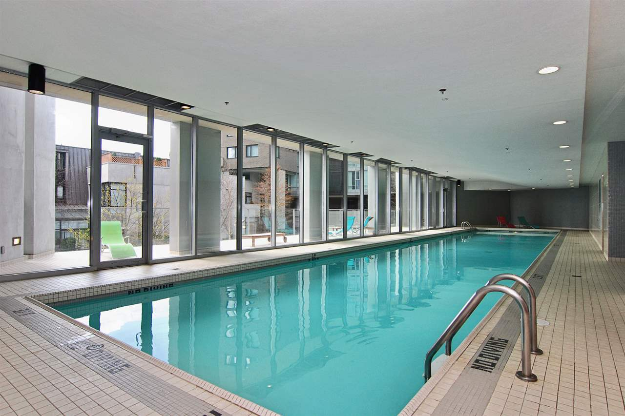 Condo Apartment at 707 550 PACIFIC STREET, Unit 707, Vancouver West, British Columbia. Image 14