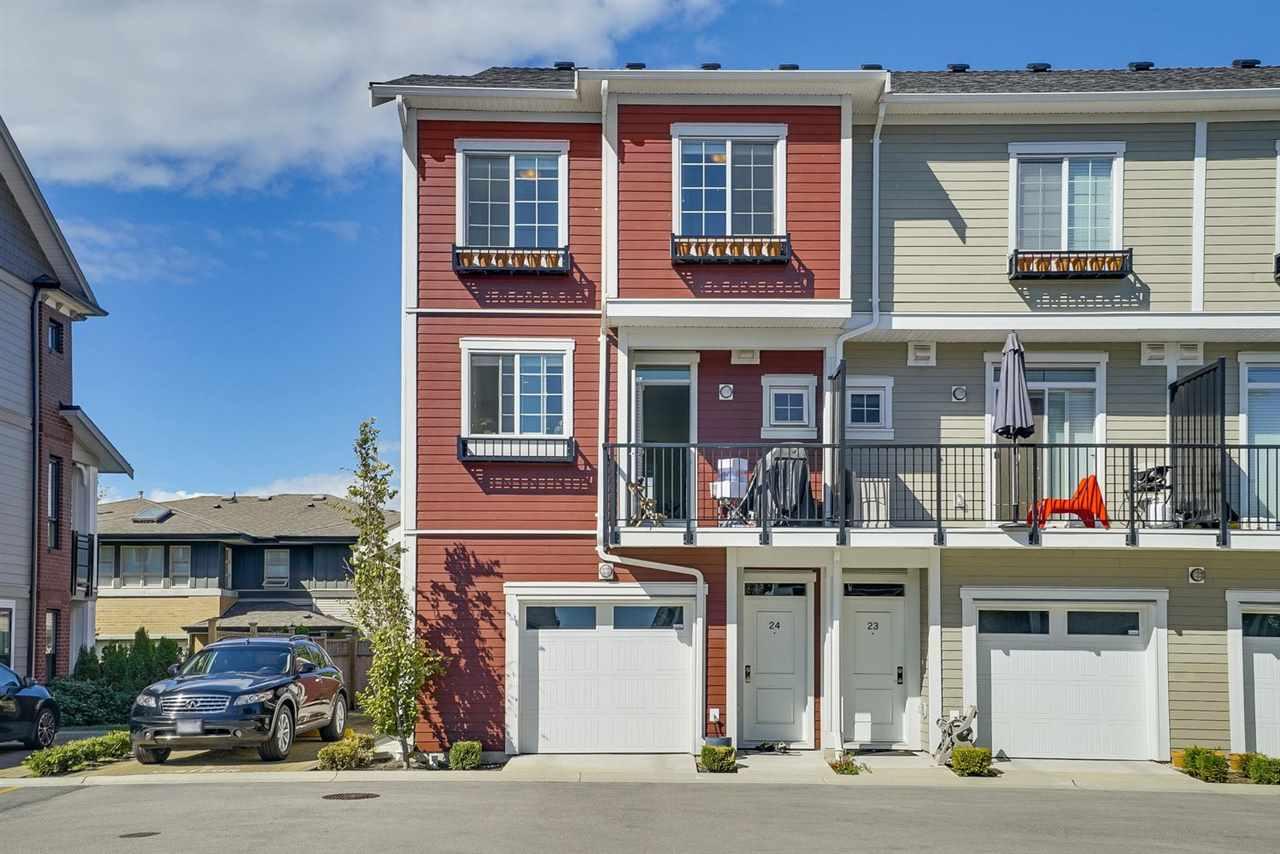 Townhouse at 24 9691 ALBERTA ROAD, Unit 24, Richmond, British Columbia. Image 1