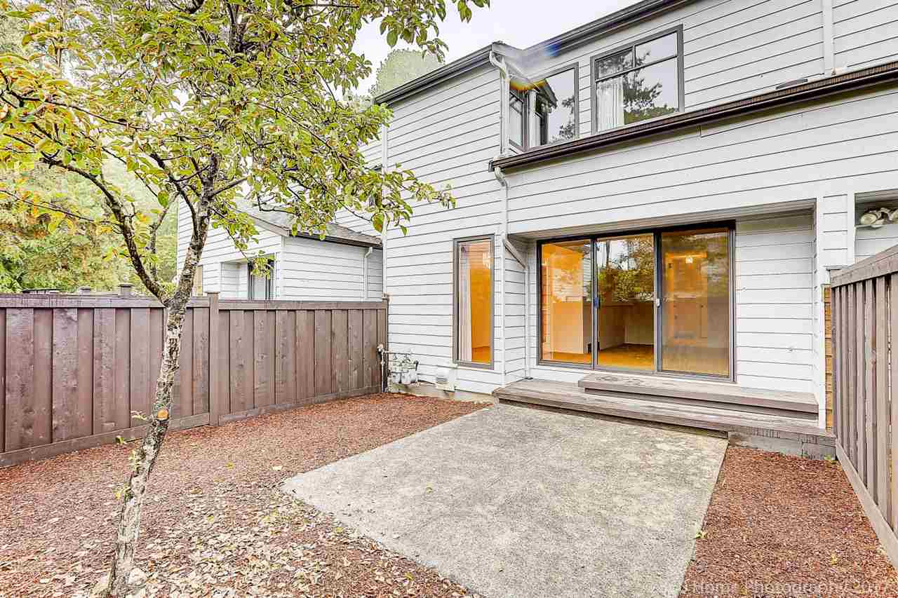 Townhouse at 6 3370 ROSEMONT DRIVE, Unit 6, Vancouver East, British Columbia. Image 1