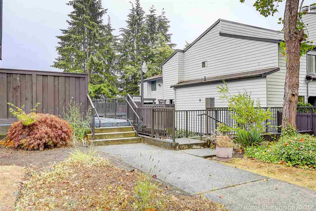 Townhouse at 6 3370 ROSEMONT DRIVE, Unit 6, Vancouver East, British Columbia. Image 2