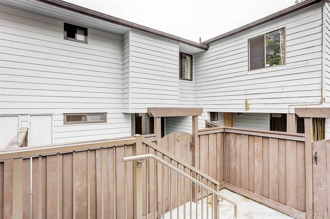 Townhouse at 6 3370 ROSEMONT DRIVE, Unit 6, Vancouver East, British Columbia. Image 18