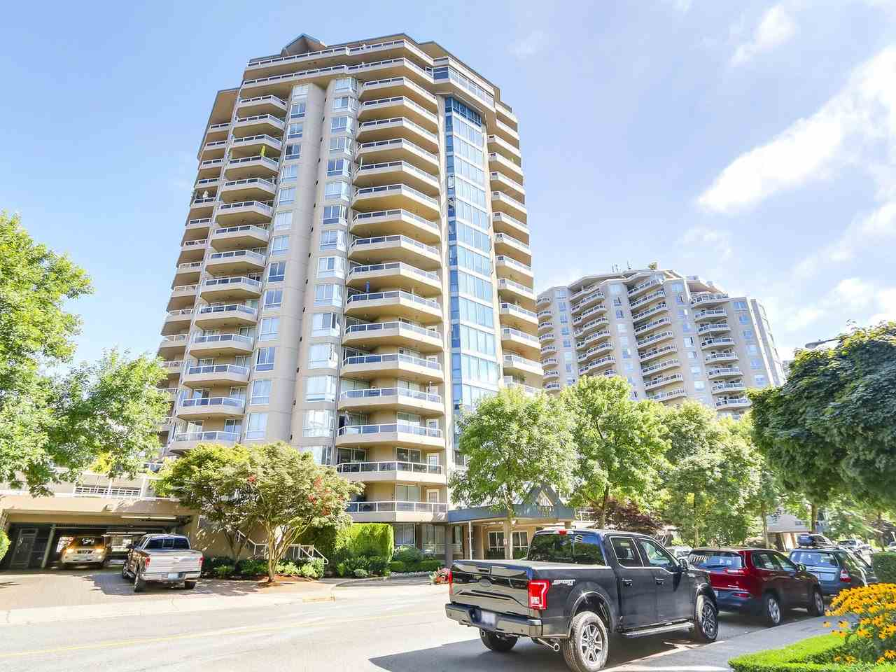Condo Apartment at 206 1235 QUAYSIDE DRIVE, Unit 206, New Westminster, British Columbia. Image 2