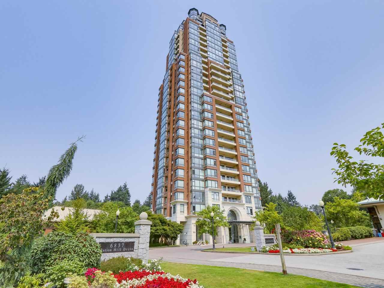 Condo Apartment at 1903 6837 STATION HILL DRIVE, Unit 1903, Burnaby South, British Columbia. Image 1