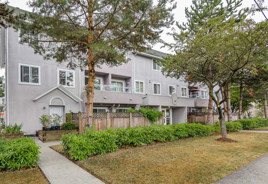 Townhouse at 202 6930 BALMORAL STREET, Unit 202, Burnaby South, British Columbia. Image 1