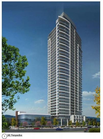 Condo Apartment at 1302 13308 103A AVENUE, Unit 1302, North Surrey, British Columbia. Image 1