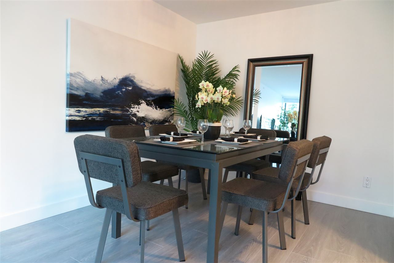 Condo Apartment at 505 1238 MELVILLE STREET, Unit 505, Vancouver West, British Columbia. Image 4