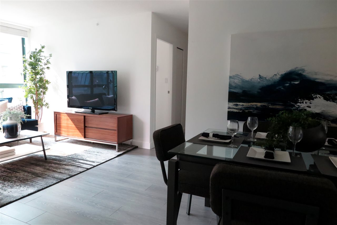 Condo Apartment at 505 1238 MELVILLE STREET, Unit 505, Vancouver West, British Columbia. Image 7
