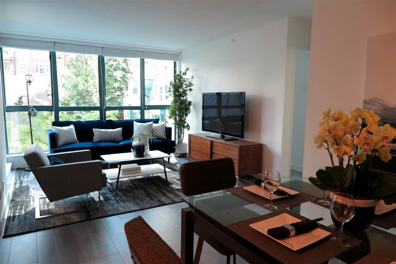 Condo Apartment at 505 1238 MELVILLE STREET, Unit 505, Vancouver West, British Columbia. Image 12