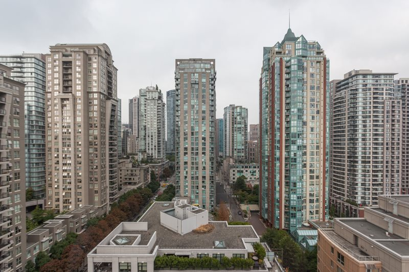 Condo Apartment at 1604 1010 RICHARDS STREET, Unit 1604, Vancouver West, British Columbia. Image 17