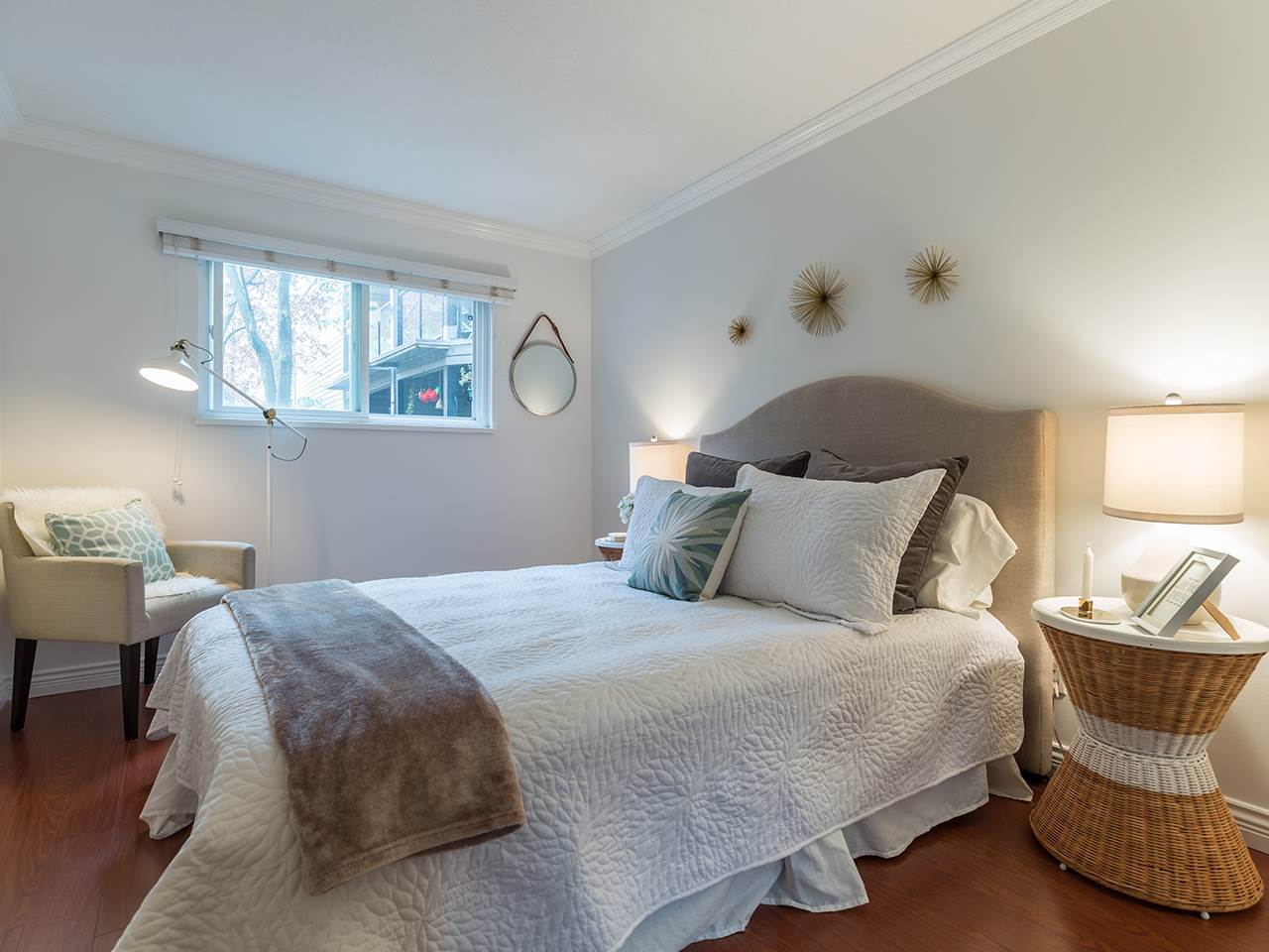 Condo Apartment at 219 1550 BARCLAY STREET, Unit 219, Vancouver West, British Columbia. Image 7