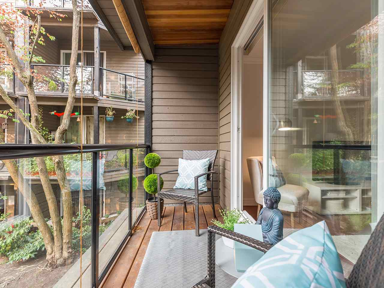 Condo Apartment at 219 1550 BARCLAY STREET, Unit 219, Vancouver West, British Columbia. Image 11