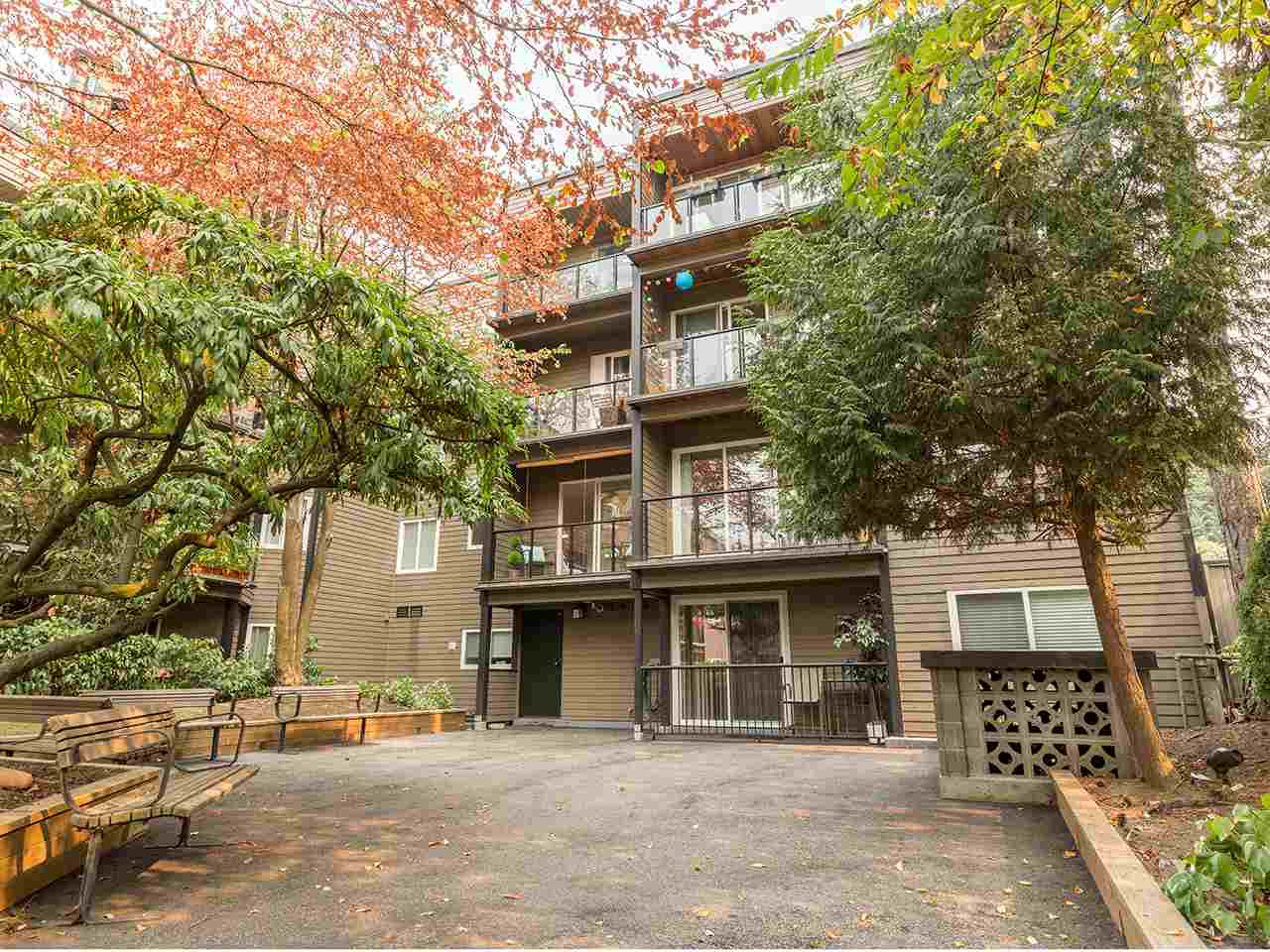 Condo Apartment at 219 1550 BARCLAY STREET, Unit 219, Vancouver West, British Columbia. Image 13