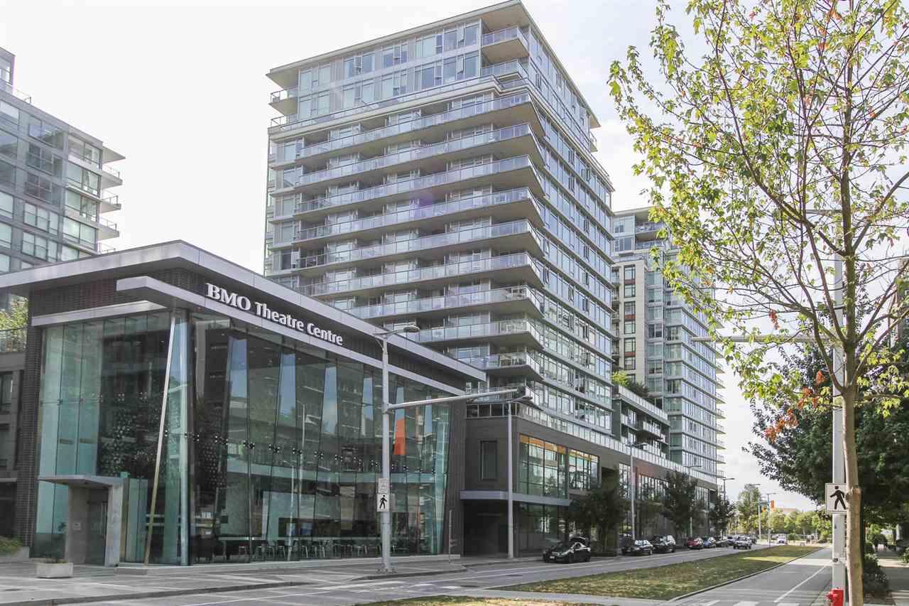 Condo Apartment at 455 168 W 1ST AVENUE, Unit 455, Vancouver West, British Columbia. Image 1