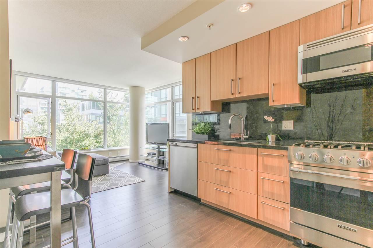 Condo Apartment at 455 168 W 1ST AVENUE, Unit 455, Vancouver West, British Columbia. Image 5