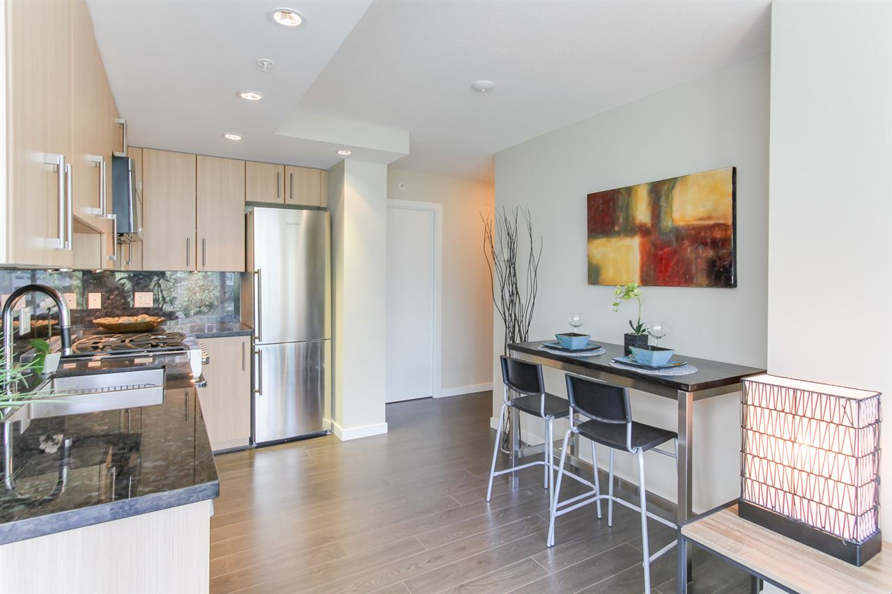 Condo Apartment at 455 168 W 1ST AVENUE, Unit 455, Vancouver West, British Columbia. Image 7