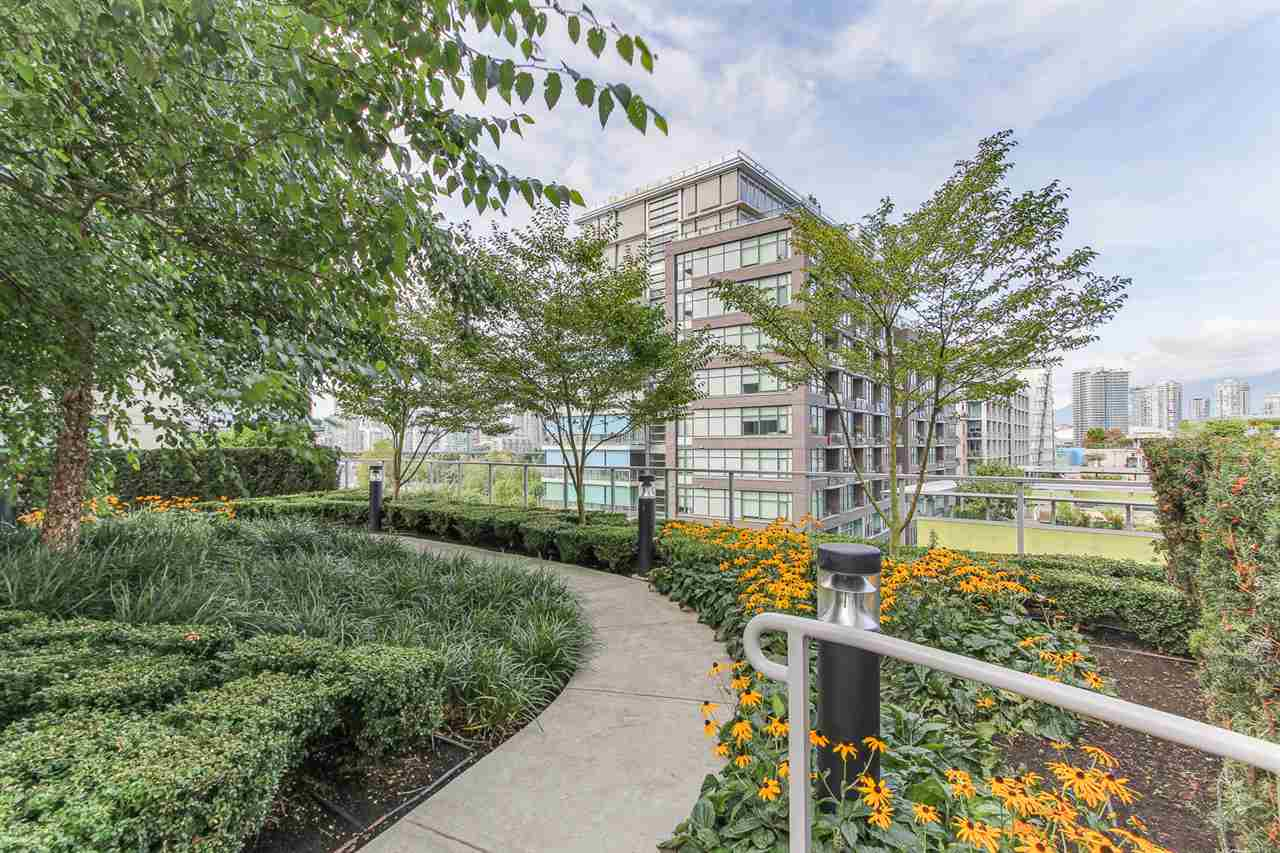 Condo Apartment at 455 168 W 1ST AVENUE, Unit 455, Vancouver West, British Columbia. Image 20