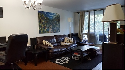 Condo Apartment at 301 9623 MANCHESTER DRIVE, Unit 301, Burnaby North, British Columbia. Image 2