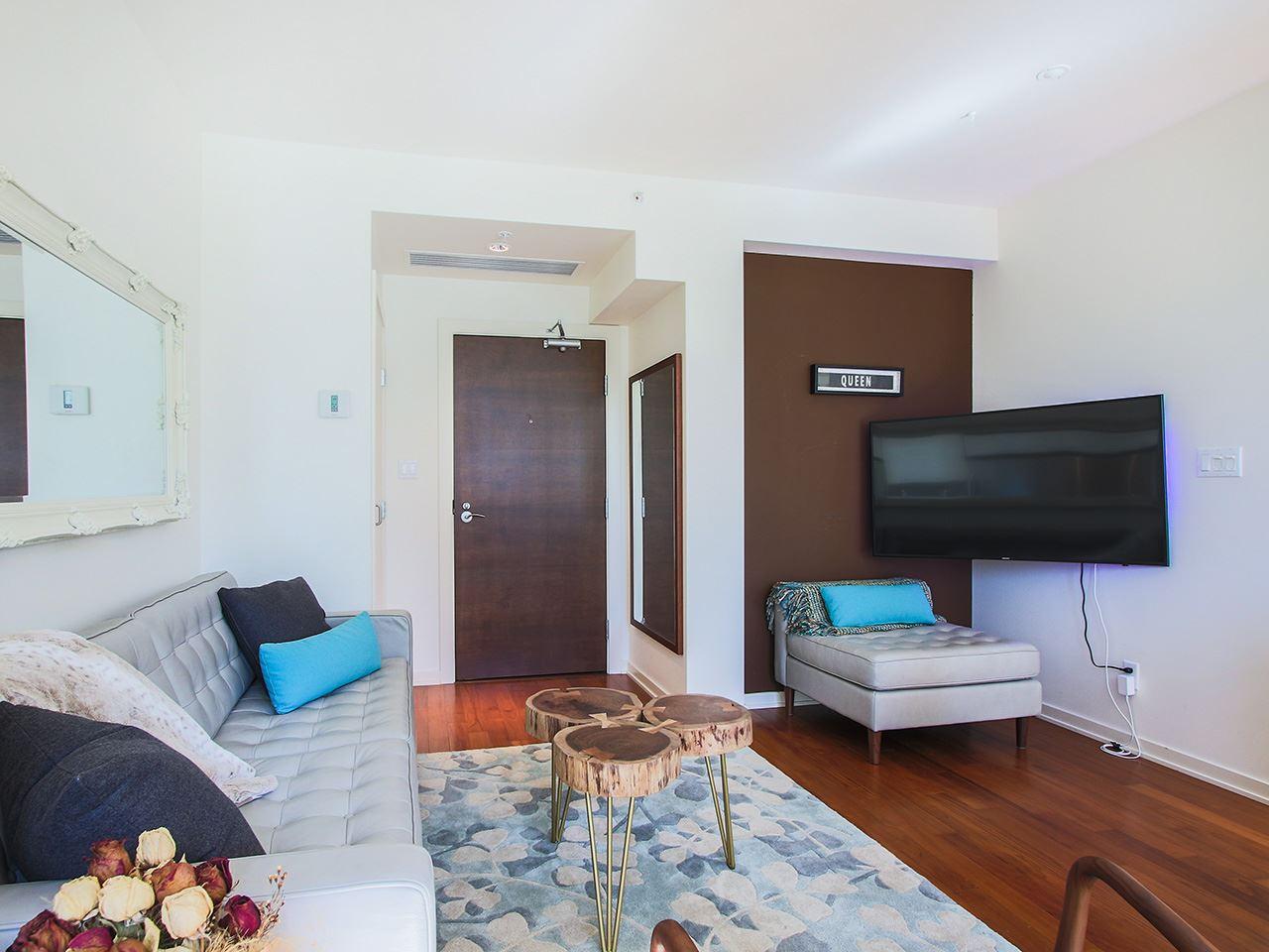 Condo Apartment at 501 1005 BEACH AVENUE, Unit 501, Vancouver West, British Columbia. Image 3