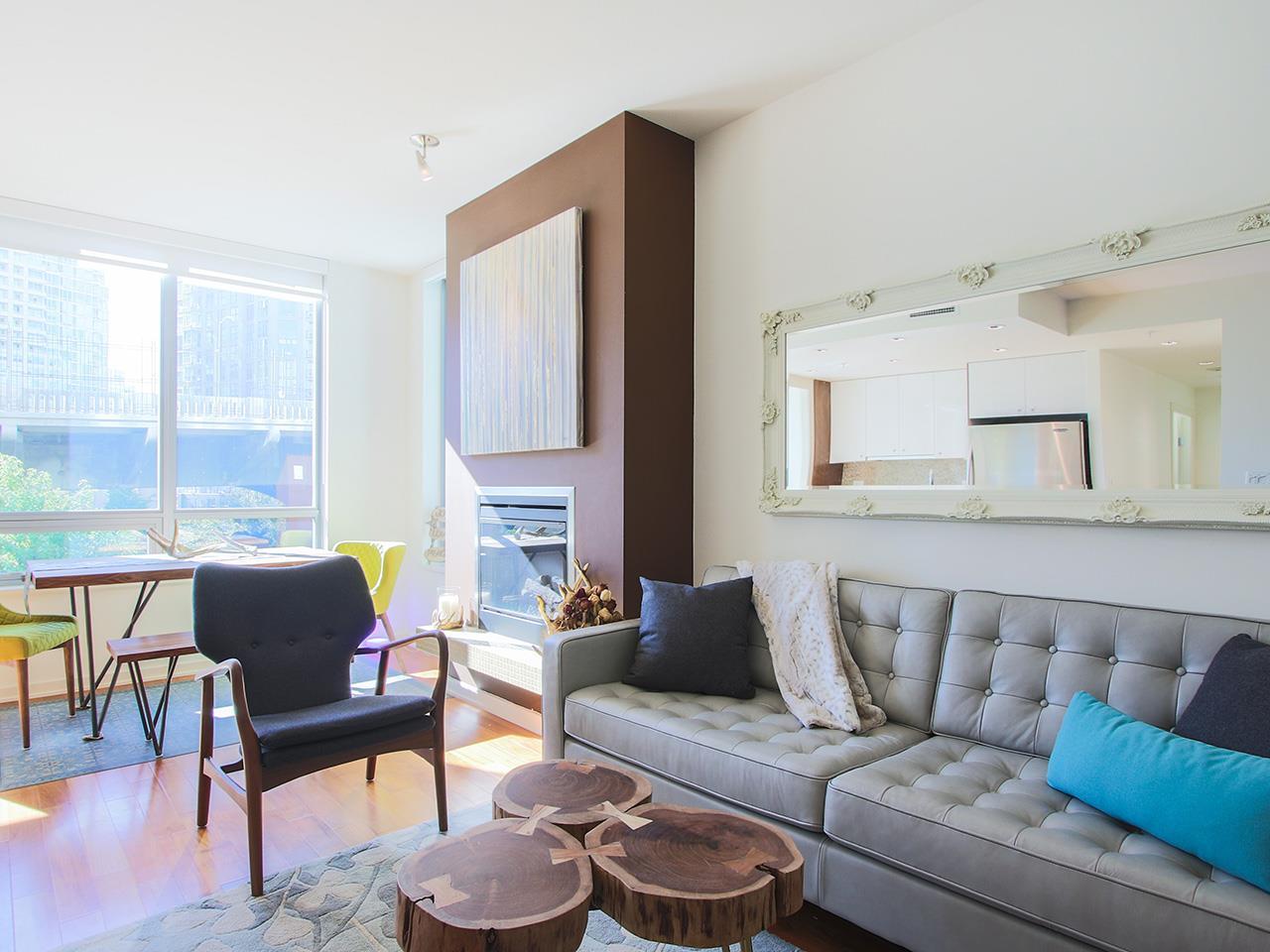 Condo Apartment at 501 1005 BEACH AVENUE, Unit 501, Vancouver West, British Columbia. Image 7