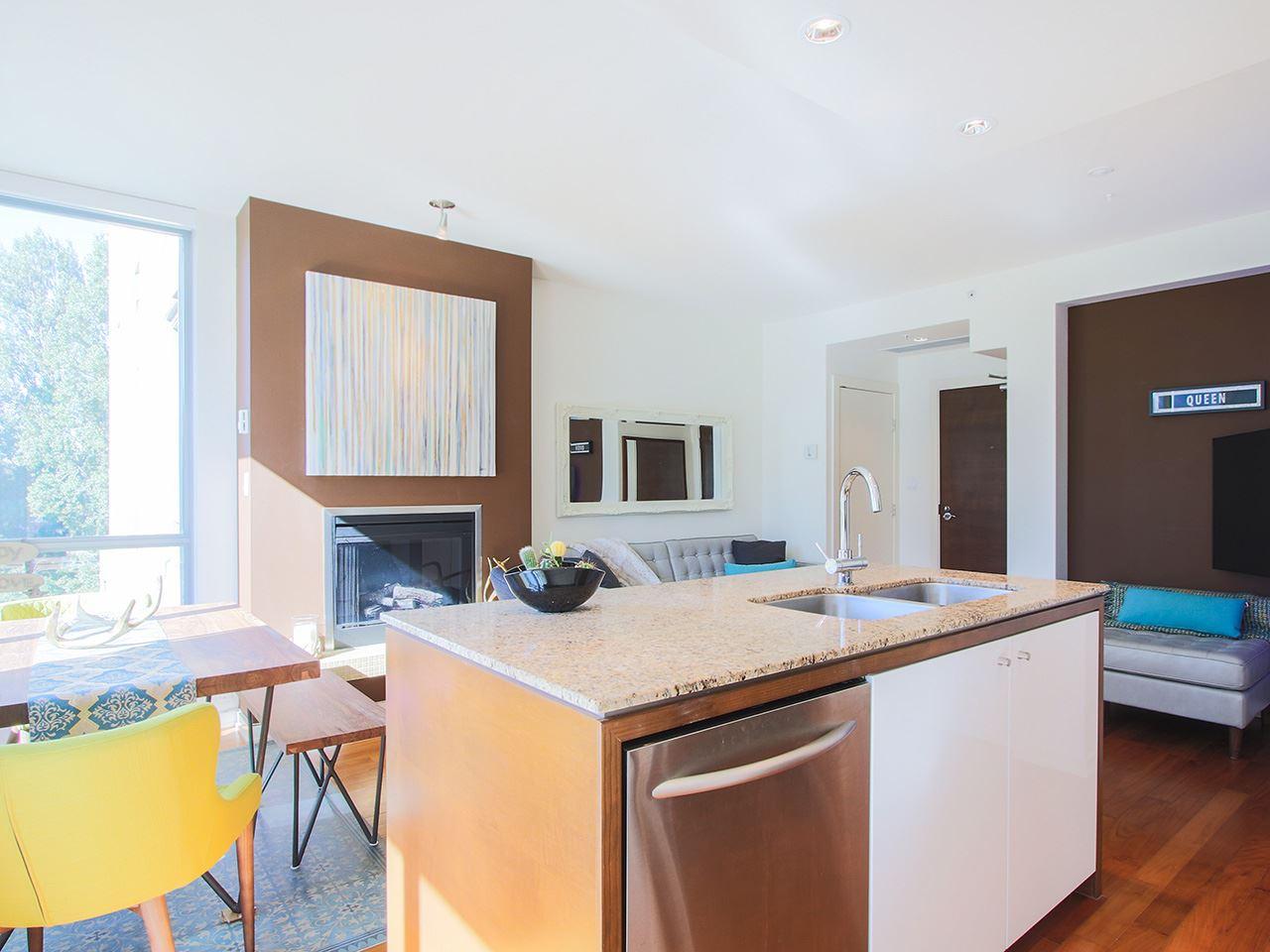 Condo Apartment at 501 1005 BEACH AVENUE, Unit 501, Vancouver West, British Columbia. Image 9