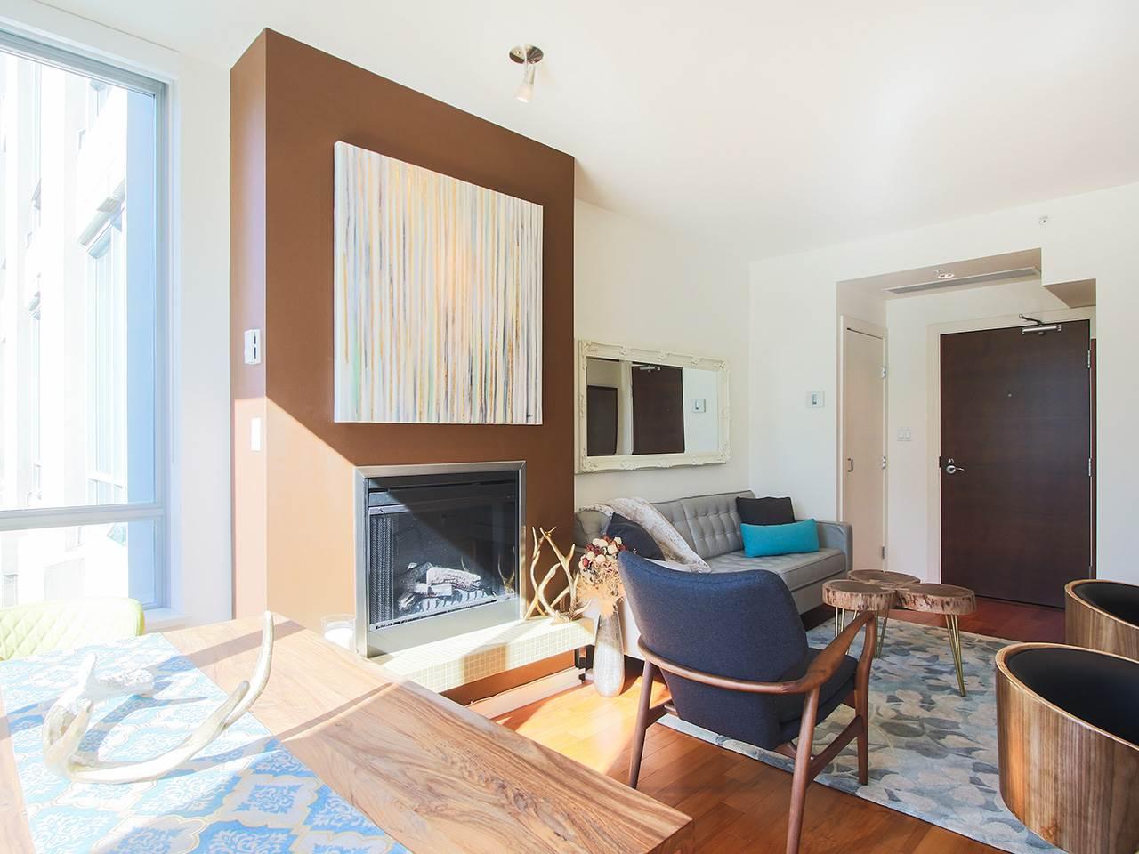 Condo Apartment at 501 1005 BEACH AVENUE, Unit 501, Vancouver West, British Columbia. Image 10